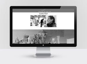 site internet artiste