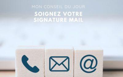 Signature e-mail : un outil quotidien de visibilité, automatique et à votre image