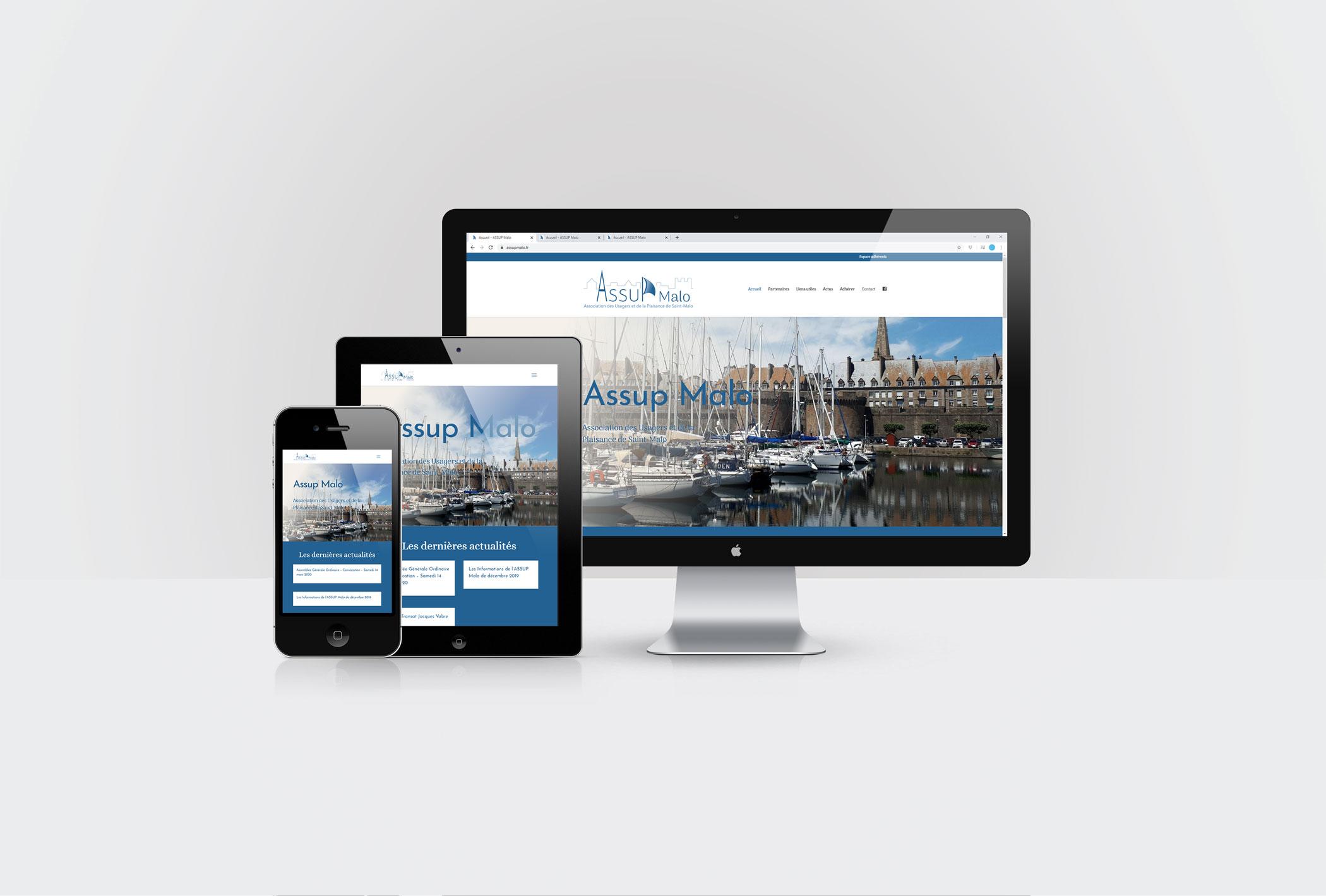 ASSUP Malo Association des Usagers et de la Plaisance de Saint-Malo