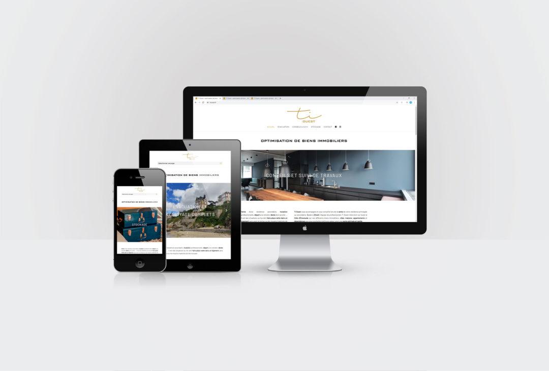 Ti Ouest – optimisation de biens immobiliers à Dinard et Côte d'Émeraude